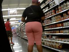 Think in pink tights