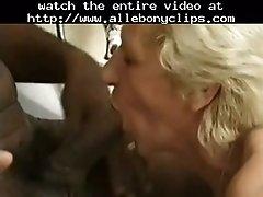 Silver hair granny and bbc black ebony cumshots ebony s