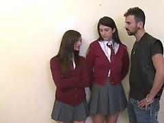 Lily Carter And Karina White Precious Moment
