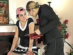 Sweet lesbian seduction