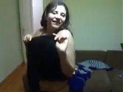 Arab bbw dance