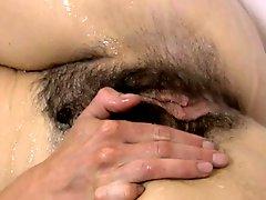 Hairy Sonia In Bath BVR