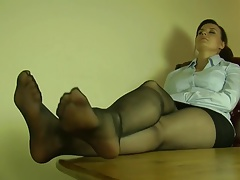 The Best Legs Demonstration p 2