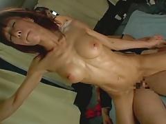 Japanese fit milf