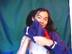 Chinese Schoolgirl