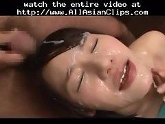 Jav bukkake short clip asian cumshots asian swallow j
