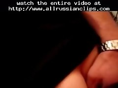 Sexy homemade anal russian cumshots swallow