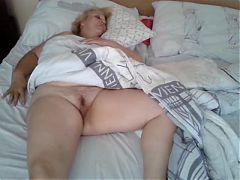 Mi esposa dormida