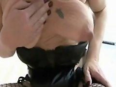 Hot Saggy Granny BVR