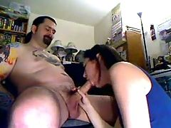 Real couple fucking on cam