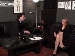 Nasty mature slut gets her feet sucked by austriaxxx