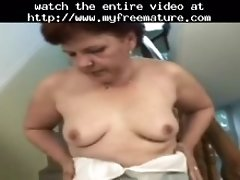 Hairy granny woman loves to fuck! mature mature porn gr