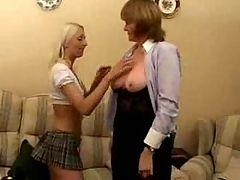 British Mature Lesbian Headmistress